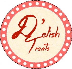 D'elish Treats Logo